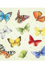 CadeauKaartje (Blanco Vlinders) -  Janneke Brinkman