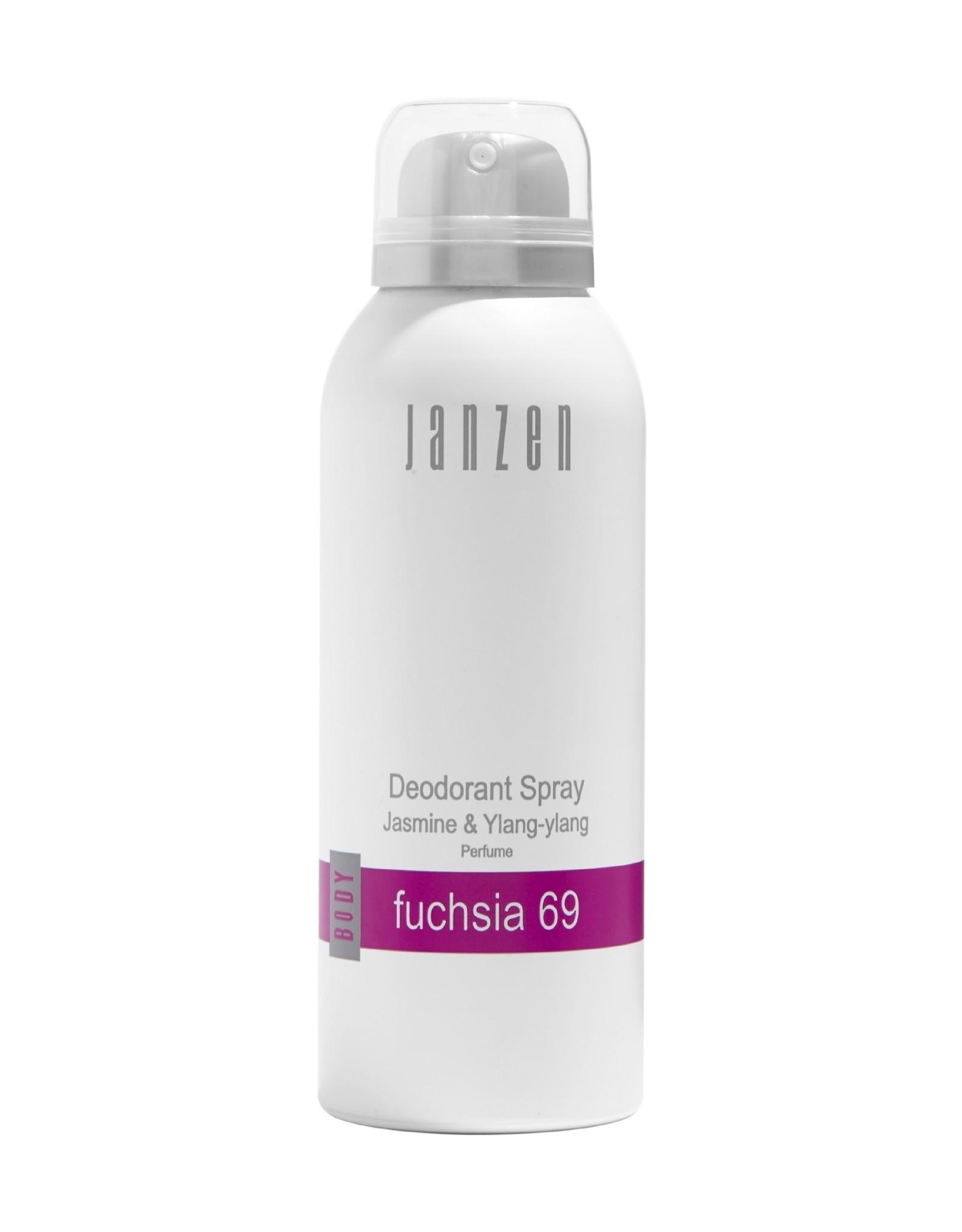 JANZEN Deodorant Spray Fuchsia 69 150ml - JANZEN