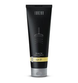 JANZEN Shower Gel 250 ml Sun 81 - JANZEN