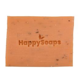 HappySoaps Happy Body Bar Arganolie en rozemarijn 100gram - HappySoaps