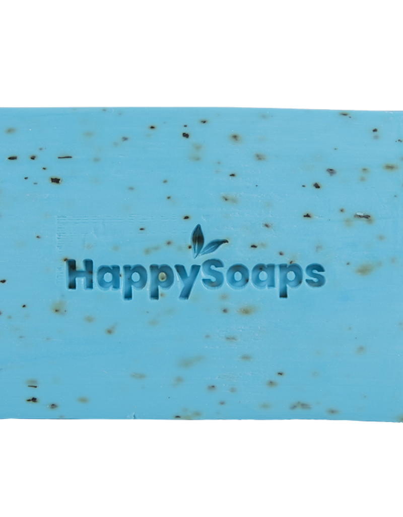 HappySoaps Happy Body Bar Bergamot en Wierook 100gram - HappySoaps