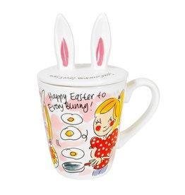 "Blond Amsterdam 3D Beker Bunny ""Pasen"" - Blond Amsterdam"