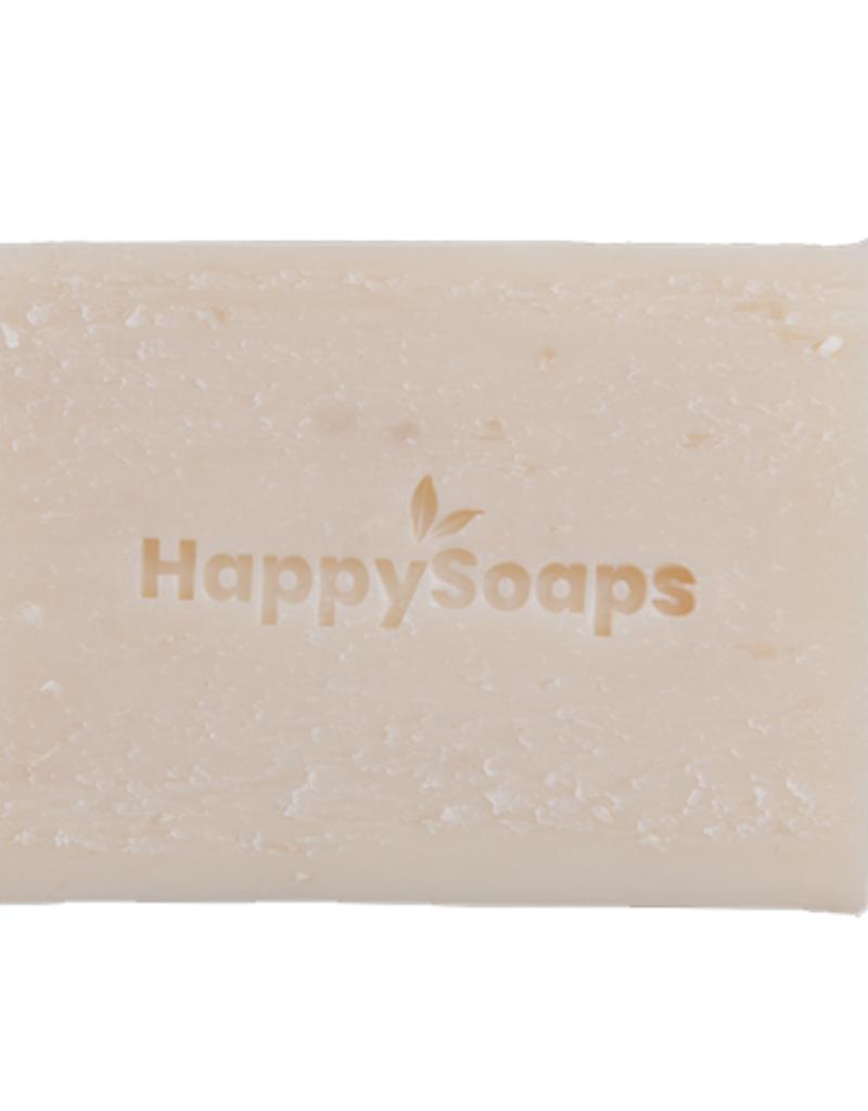 HappySoaps Happy Body Bar Kokosnoot & Limoen 100gram - HappySoaps