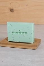 HappySoaps Happy Body Bar Tea Tree en Pepermunt 100gram - HappySoaps