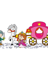 Keltum Kinderbestek Princess 4-delig - Keltum