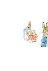 Keltum Kinderbestek Beatrix Potter 4-delig - Keltum