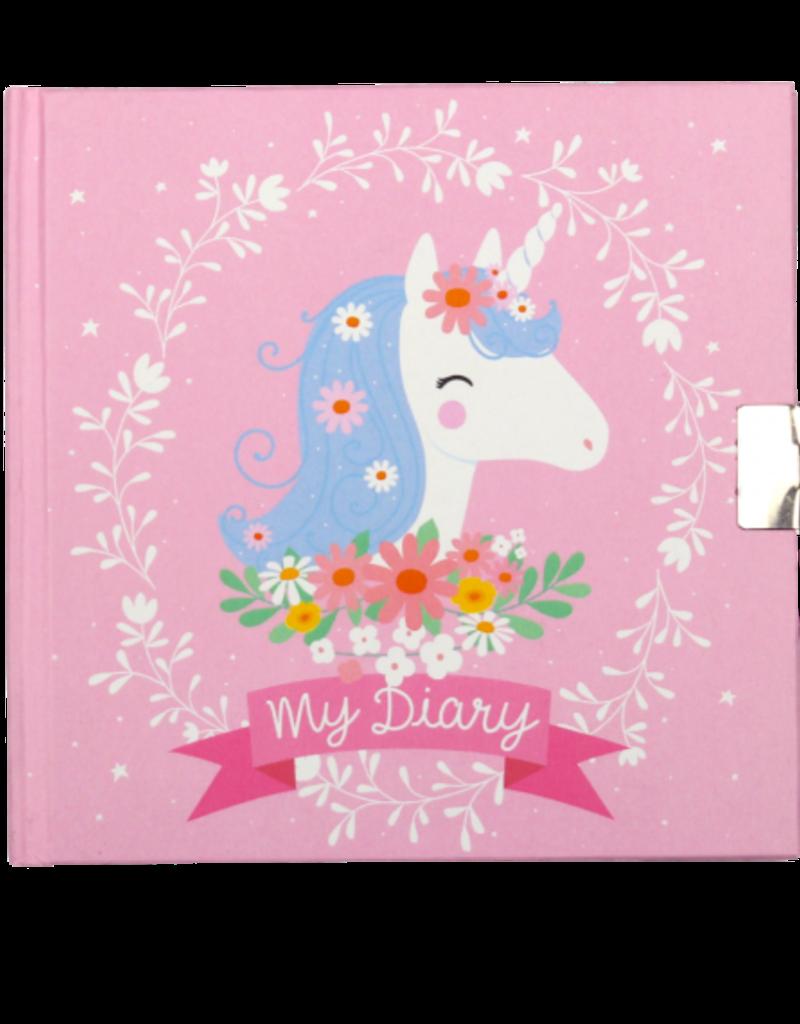 A Little Lovely Company Dagboek Eenhoorn - A Little Lovely Company