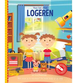 Zaklampboek - Voor het eerst Logeren