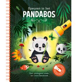 Zaklampboek - Speuren in het Pandabos