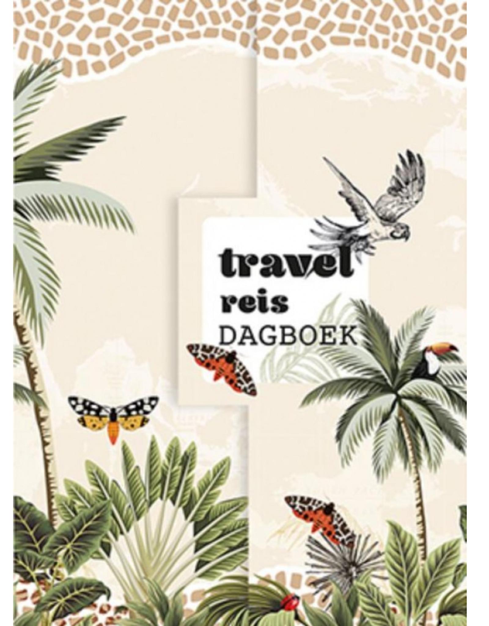 Travel Reisdagboek Safari