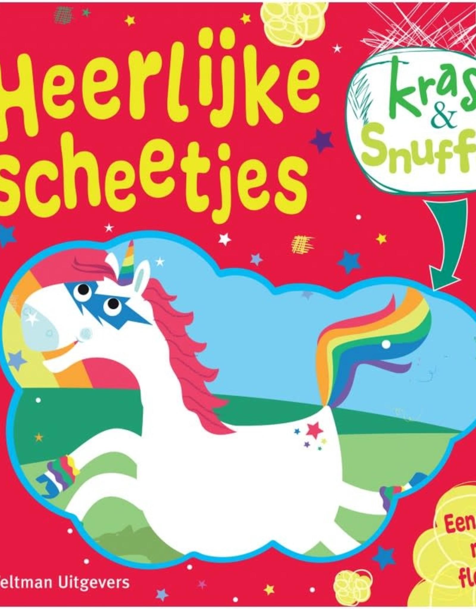 Heerlijke Scheetjes - Kras & Snuffel