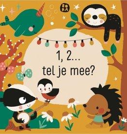 BORA Telboek - 1,2... tel je mee?