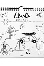 Zoedt Vakantie Puzzel & Doeboek - Zoedt