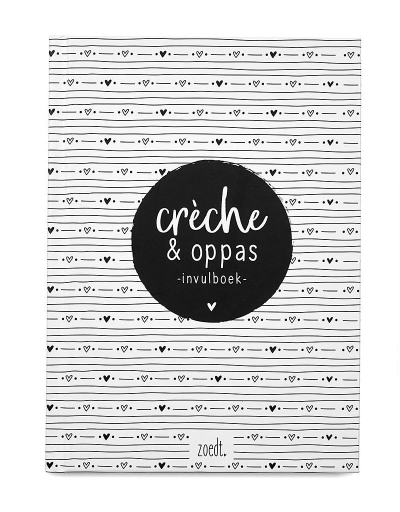 Zoedt Creche en Oppas Invulboek - Zoedt