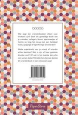 """Het Geweldige Vriendenboek voor Volwassenen """"roze/bordeaux"""" - Deltas"""