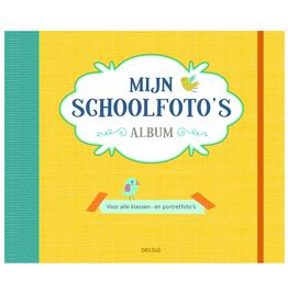Mijn Schoolfoto's Album (geel) - Deltas