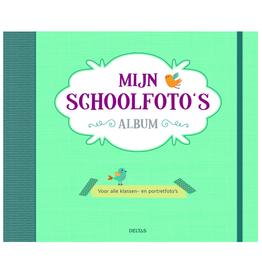 Mijn Schoolfoto's Album (groen) - Deltas