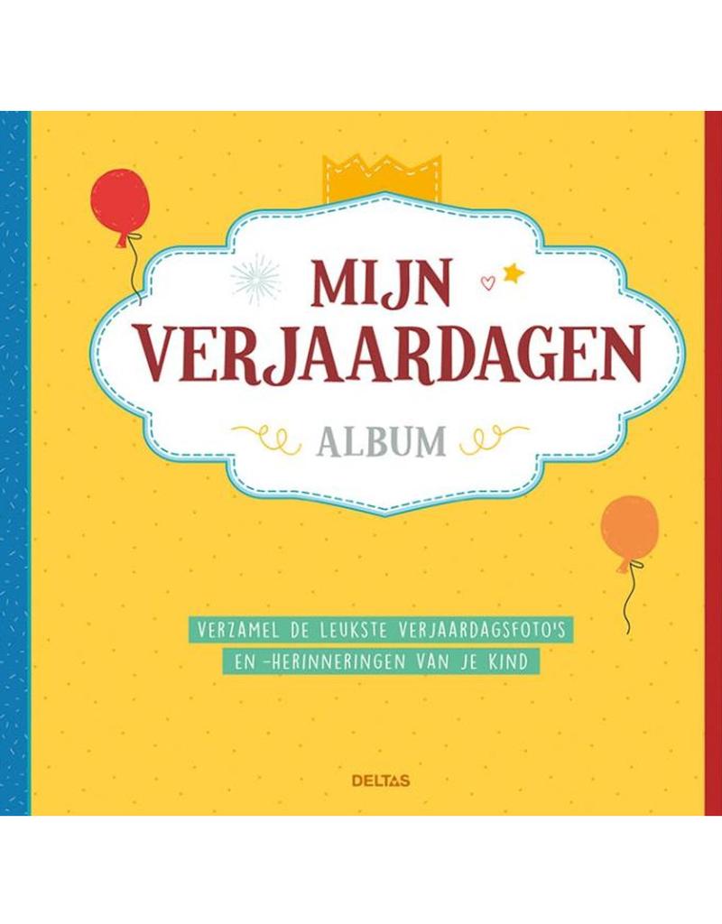 Mijn Verjaardagen Album - Deltas