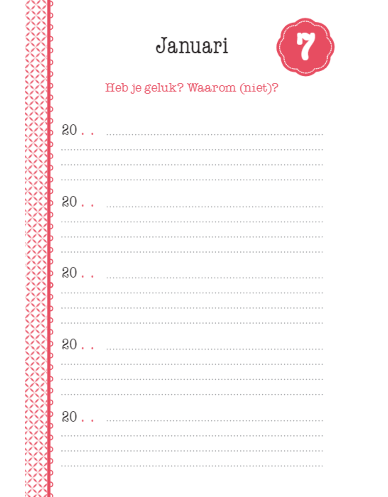 Een vraag per dag - Deltas