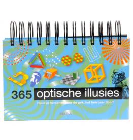 365 Optische Illusies - Deltas