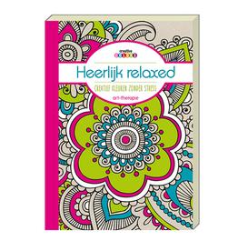 Heerlijk Relaxed Creatief Kleuren voor Volwassenen