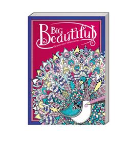 Big Beautiful - Kleuren voor Volwassenen
