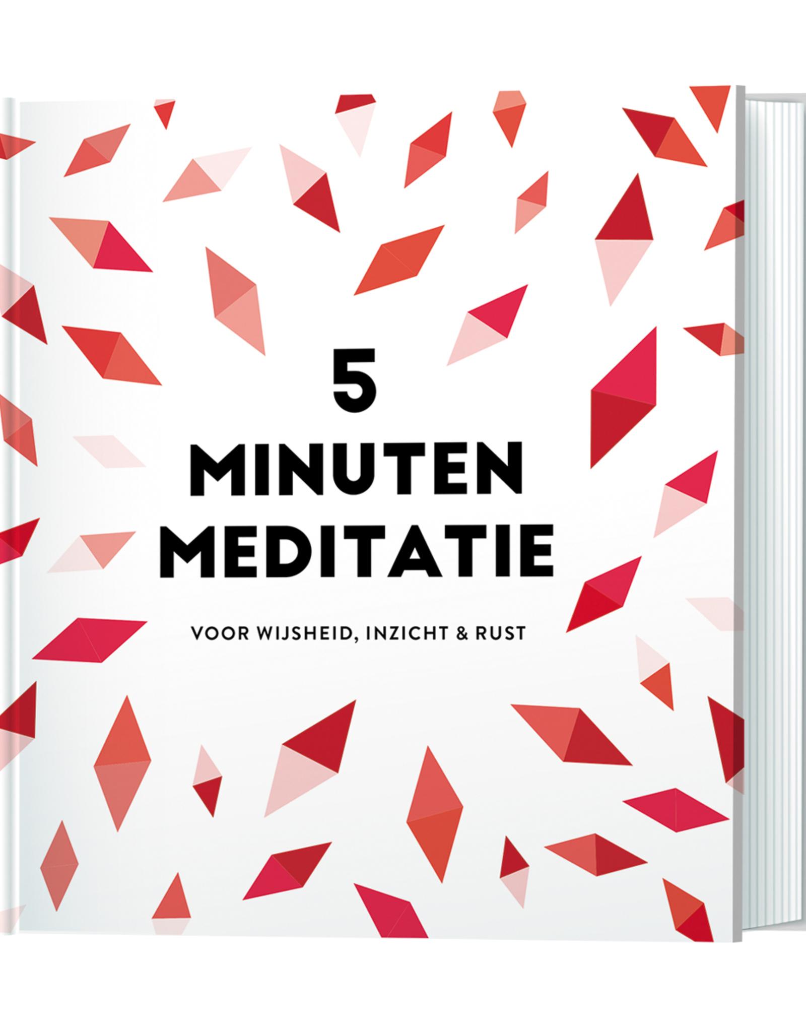 5 Minuten Meditatie - Voor Wijsheid, Inzicht & Rust