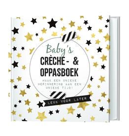 Baby's Crèche- en Oppasboek