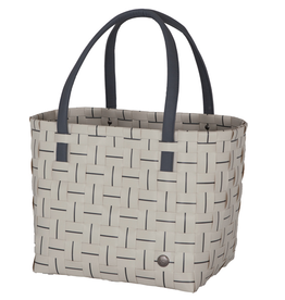 "Handed By Shopper ""Elegance"" pale grey - Handed By"