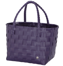 "Handed By Shopper ""Paris"" aubergine - Handed By"