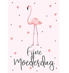 Fijne Moederdag - Wenskaart