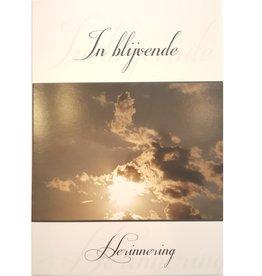 In Blijvende Herinnering - Wenskaart Compassion