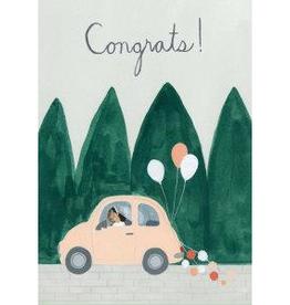 Congrats! - Roger la Borde