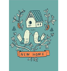 New Home - Roger la Borde