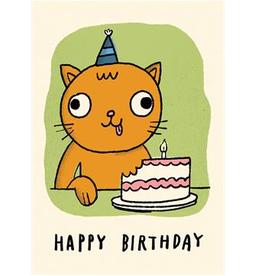Happy Birthday - Roger la Borde