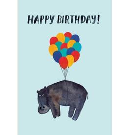 Happy Birthday! - Roger la Borde