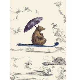 Perfectly Little bear in colour - Roger la Borde