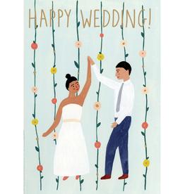Happy Wedding! - Roger la Borde