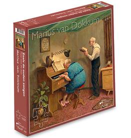 """Puzzel """"Zoals de Ouden Zongen"""" Marius van Dokkum 48,5x54cm / 1000 pcs"""