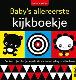 Baby's allereerste kijkboekje - Deltas
