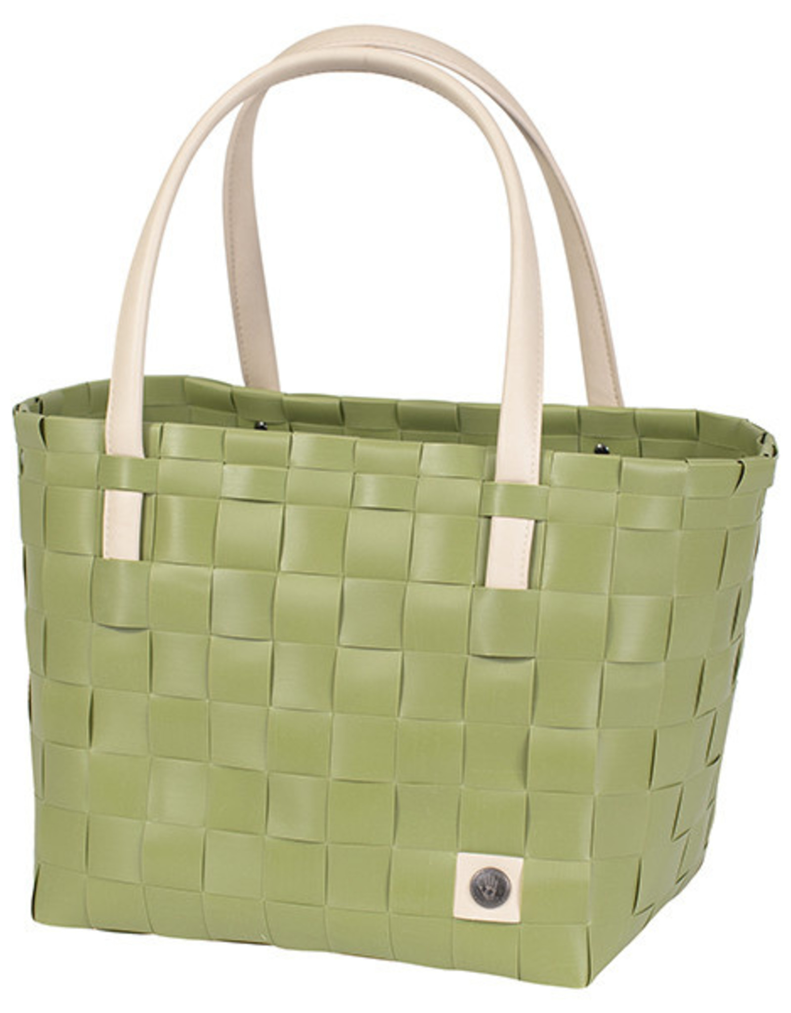 """Handed By Shopper """"Color Block"""" olive - Handed By"""
