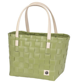 "Handed By Shopper ""Color Block"" olive - Handed By"