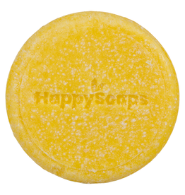HappySoaps Chamomile Down & Carry On Shampoo Bar 70gram - HappySoaps