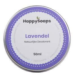 HappySoaps Deodorant Lavendel - HappySoaps
