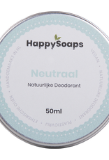 HappySoaps Deodorant Neutraal - HappySoaps