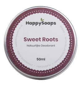 HappySoaps Deodorant Sweet Roots - HappySoaps