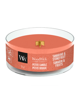 "WoodWick Kaars WoodWick ""Tamarin & Fruits"" Petite - WoodWick"
