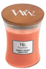 "WoodWick Kaars WoodWick ""Tamarind & Stonefruit"" medium - WoodWick"