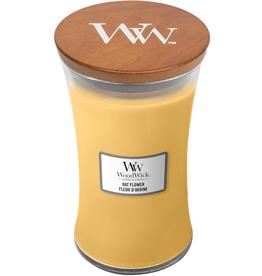 """WoodWick Kaars WoodWick """"Oat Flower"""" Large - WoodWick"""