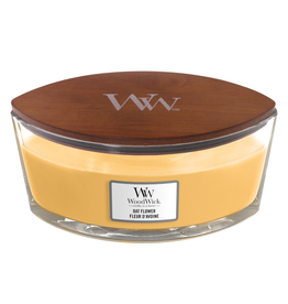"WoodWick Kaars WoodWick ""Oat Flower"" Ellipse - WoodWick"